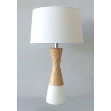"18"" Wood Table Lamp"