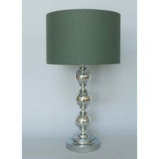 "Crackle Glass 17.9"" Table Lamp"