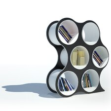 "BOLLA POP 6 Shelves 52"" Accent Shelves Bookcase"