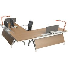 EYHOV Rail Workstation Executive Desk