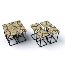 Saldanha End Table (Set of 4)