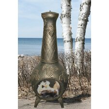 European Vineyard Chiminea