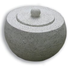 Terrazo Gel Fuel Tabletop Fireplace