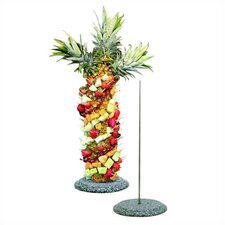 "25"" Pineapple Tree Display Stand"