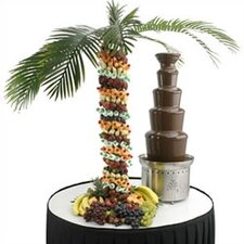 "42"" Pineapple Tree Display Stand"