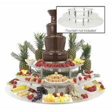 Chocolate Fountain Display Riser