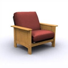 Cottage Grove Junior Twin Chair in Golden Oak