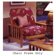 Mead Jr. Twin Chair - All Wood