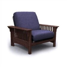 Santa Barbara Jr. Twin Chair - Metal/Wood