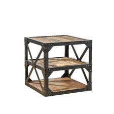 Bleecker Recycled End Table