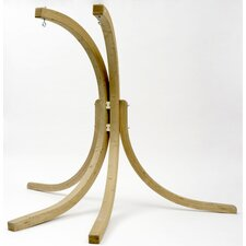 Wood Double Chair Stand