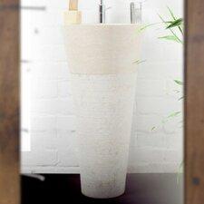 40 cm Standwaschbecken Koni Marble