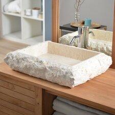50 cm Aufsatz-Waschbecken Scrula Slim