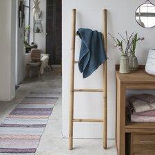 Free Standing Bamboo Linen Rack