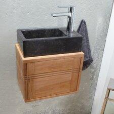 Basic 38cm Single Vanity Set