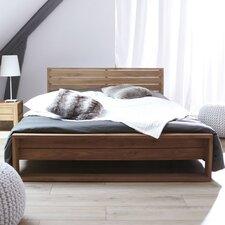 Massivholzbett Minimalys, 160 × 200 cm