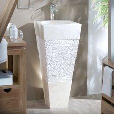 40 cm Full Pedestal Sink
