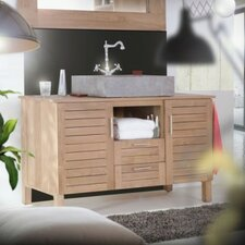 125cm Single Vanity Set