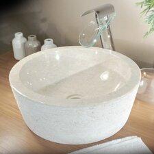 Eo Stri Marble 40 cm Vessel Sink