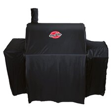 Pro Deluxe Mid Size Charcoal Grill Cover
