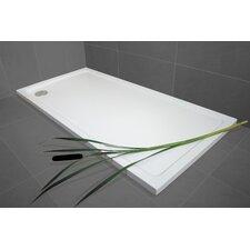Urban Shower Tray in White