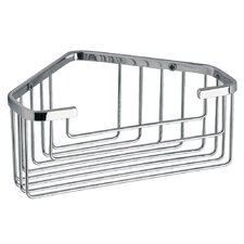 Deep Metal Wall Mounted Shower Caddy