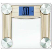 Large Platform Glass Bathroom Scale
