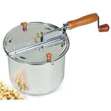 Cook N Home 6.5 Qt Stovetop Popcorn Popper