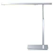 "Pan 16.33"" H Table Lamp with Rectangular Shade"