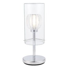 """Ricabo 11.88"""" H Table Lamp with Drum Shade"""