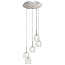 Lorcasa 5 Light Pendant