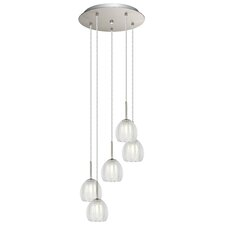 Lorcasa 5 Light Pendant