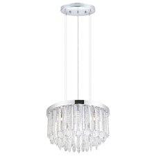 Calaonda 7 Light Crystal Chandelier