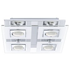 Cabo 4 Light Flush Mount