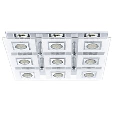 Cabo 9 Light Flush Mount