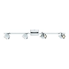 Manao 4 Light Full Track Lighting Kit