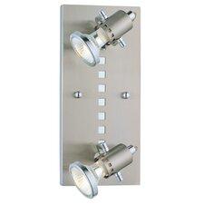 Fizz 2 Light Track Light Kit