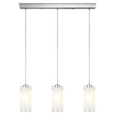 Felice 3 Light Kitchen Island Pendant
