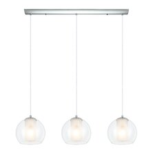 Bolsano 3 Light Kitchen Island Pendant