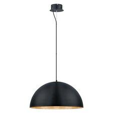 Gaetano 1 Light Bowl Pendant