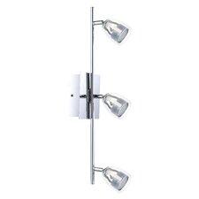 Pecero 3 Light Full Track Lighting Kit