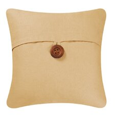 Envelop Embroidered Throw Pillow Cover