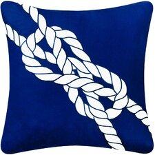 Newport Pier Accent Cotton Pillow Cover