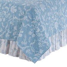 Eliza Lace Dust Ruffle Bed Skirt