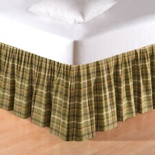Jocelyn Plaid Bed Skirt