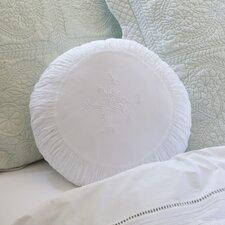 Posie Cotton Throw Pillow