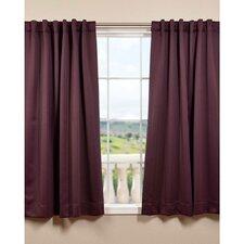 Plush Blackout Curtain Panel Pair (Set of 2)