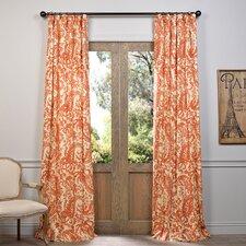 Edina Semi-Opaque Curtain Panel