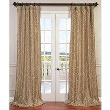 Algeirs Semi-Opaque Single Curtain Panel