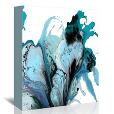 Pure Emotion Graphic Art on Gallery Wrapped Canvas